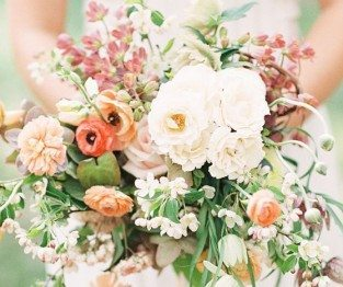 gathered-wildflowers-pastel-boho-wedding-bouquet
